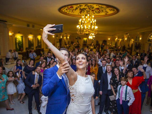 La boda de Carlos y Elena en Espartinas, Sevilla 40