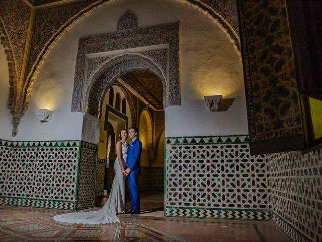La boda de Carlos y Elena en Espartinas, Sevilla 41