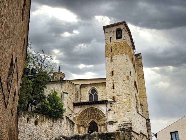 La boda de Bea y Rubén en Larraga, Navarra 14