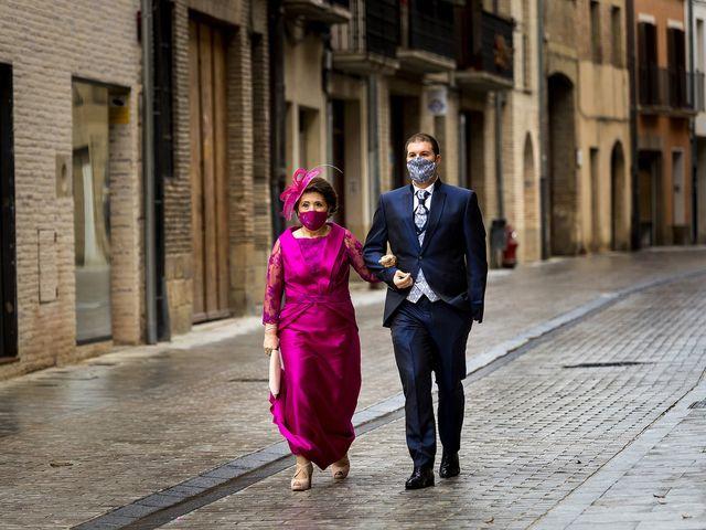 La boda de Bea y Rubén en Larraga, Navarra 16
