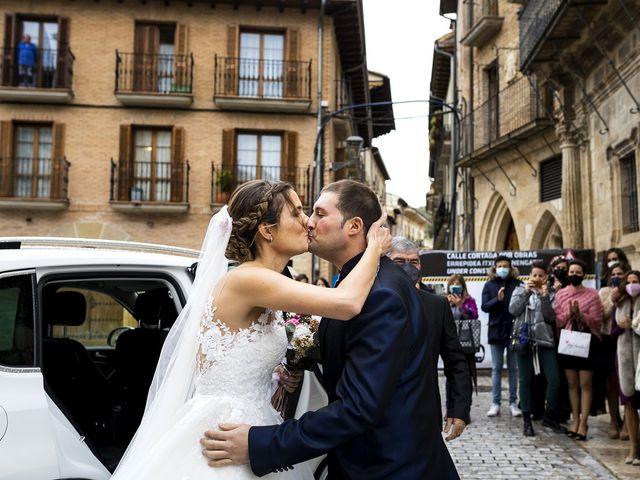 La boda de Bea y Rubén en Larraga, Navarra 20