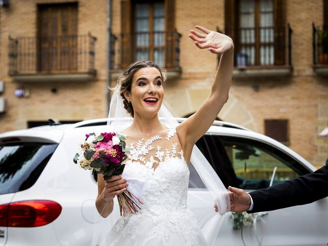 La boda de Bea y Rubén en Larraga, Navarra 21