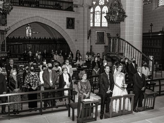 La boda de Bea y Rubén en Larraga, Navarra 25