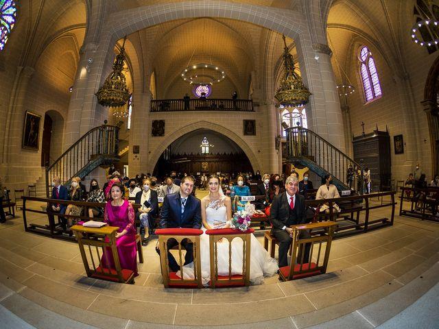 La boda de Bea y Rubén en Larraga, Navarra 32