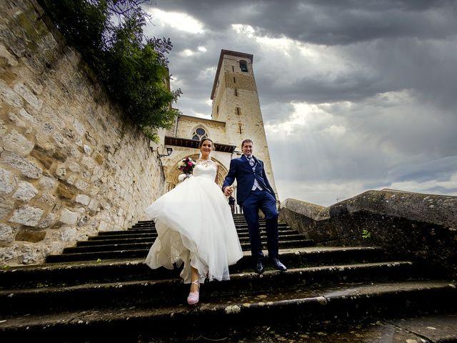La boda de Bea y Rubén en Larraga, Navarra 34