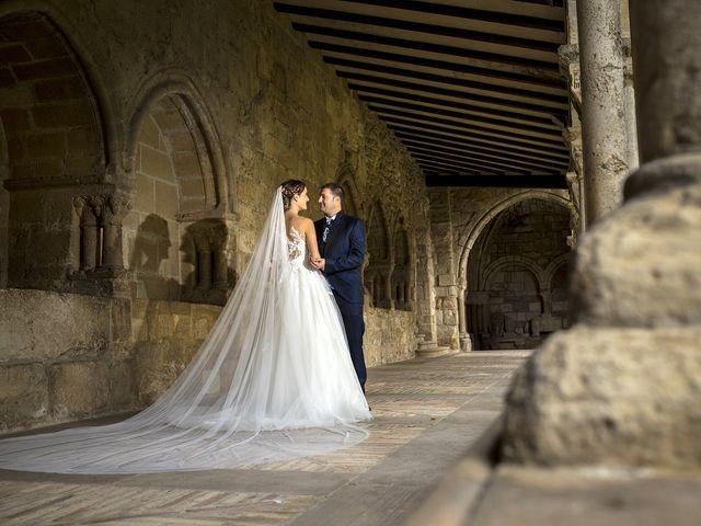 La boda de Bea y Rubén en Larraga, Navarra 36