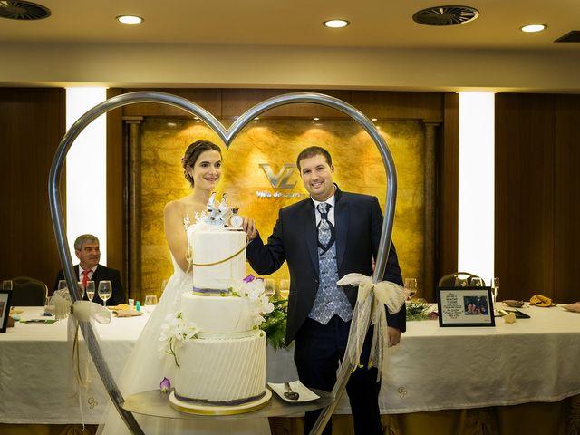 La boda de Bea y Rubén en Larraga, Navarra 40