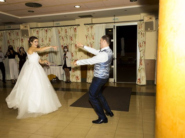 La boda de Bea y Rubén en Larraga, Navarra 45
