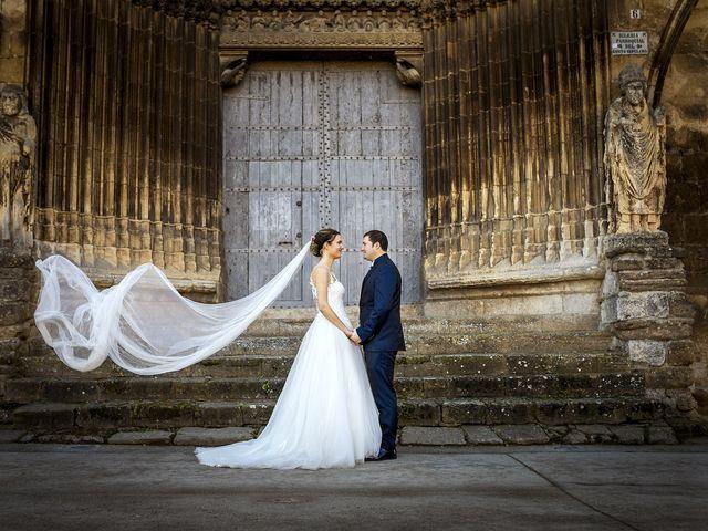 La boda de Bea y Rubén en Larraga, Navarra 50