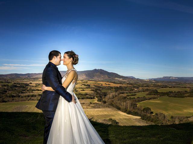 La boda de Bea y Rubén en Larraga, Navarra 61