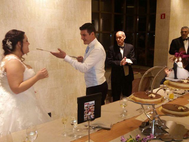 La boda de Jose y Cristina en El Escorial, Madrid 1