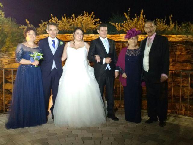 La boda de Jose y Cristina en El Escorial, Madrid 2