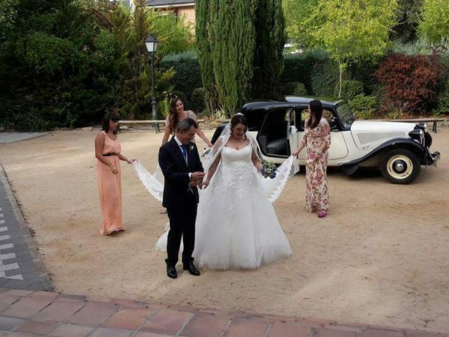 La boda de Jose y Cristina en El Escorial, Madrid 4