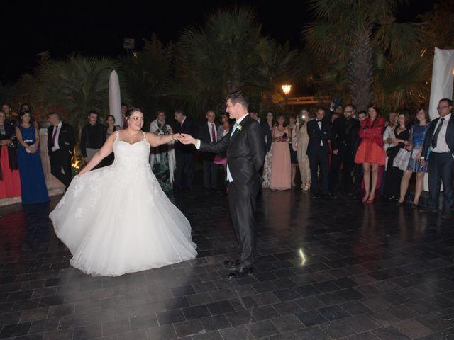 La boda de Jose y Cristina en El Escorial, Madrid 5