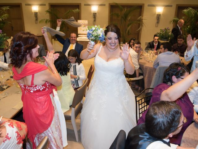 La boda de Jose y Cristina en El Escorial, Madrid 6