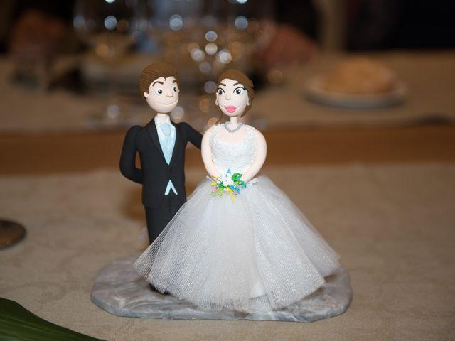 La boda de Jose y Cristina en El Escorial, Madrid 7