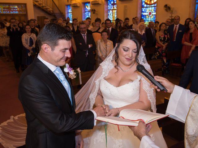 La boda de Jose y Cristina en El Escorial, Madrid 10