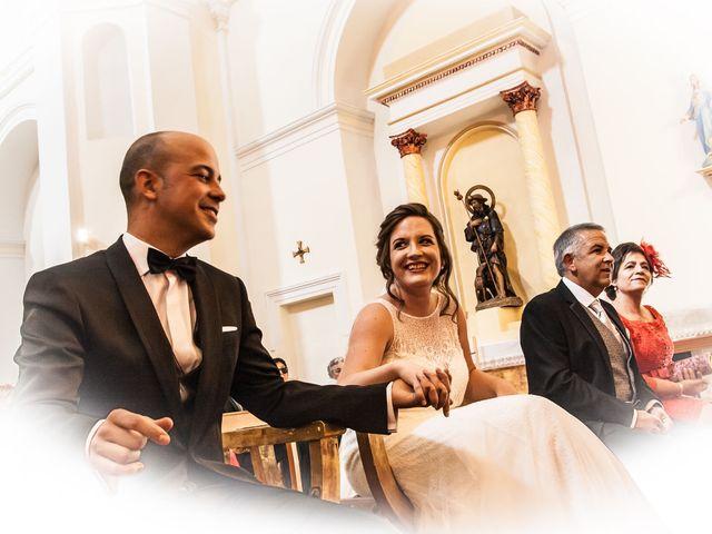 La boda de Sergio y Susana en Torremocha, Cáceres 11