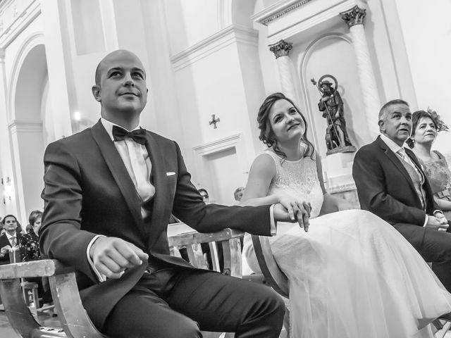 La boda de Sergio y Susana en Torremocha, Cáceres 12