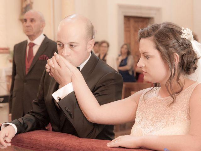 La boda de Sergio y Susana en Torremocha, Cáceres 21