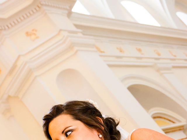 La boda de Sergio y Susana en Torremocha, Cáceres 22