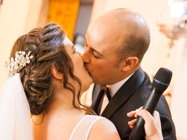 La boda de Sergio y Susana en Torremocha, Cáceres 23