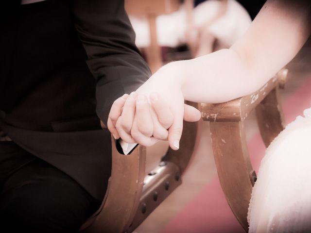La boda de Sergio y Susana en Torremocha, Cáceres 24