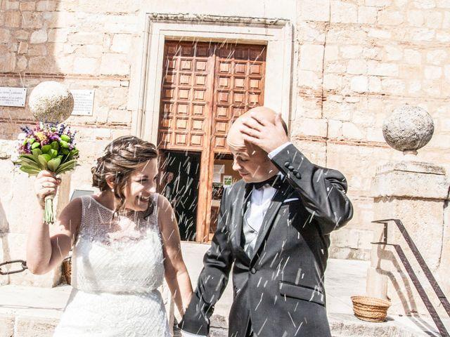 La boda de Sergio y Susana en Torremocha, Cáceres 28