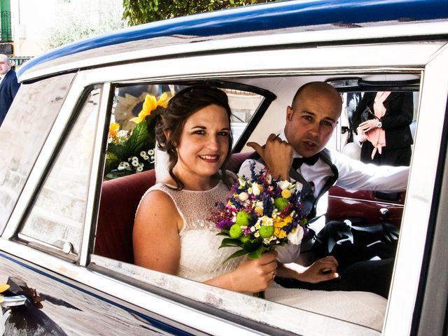 La boda de Sergio y Susana en Torremocha, Cáceres 30