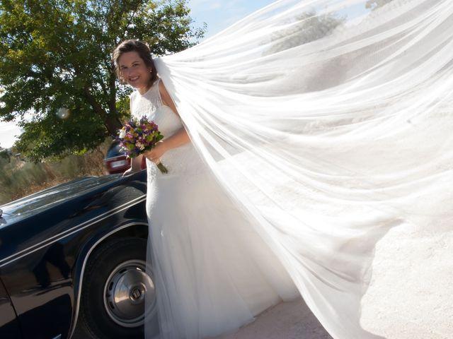 La boda de Sergio y Susana en Torremocha, Cáceres 31