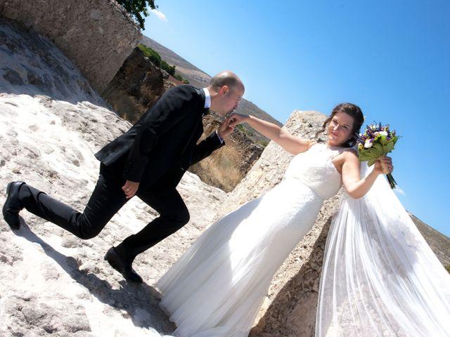 La boda de Sergio y Susana en Torremocha, Cáceres 32