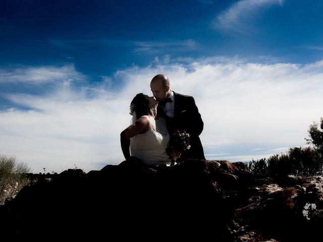 La boda de Sergio y Susana en Torremocha, Cáceres 34
