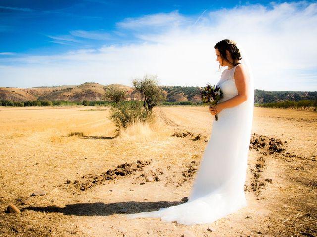 La boda de Sergio y Susana en Torremocha, Cáceres 37