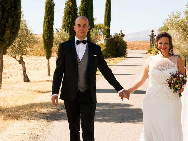 La boda de Sergio y Susana en Torremocha, Cáceres 39