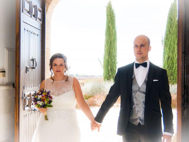 La boda de Sergio y Susana en Torremocha, Cáceres 41