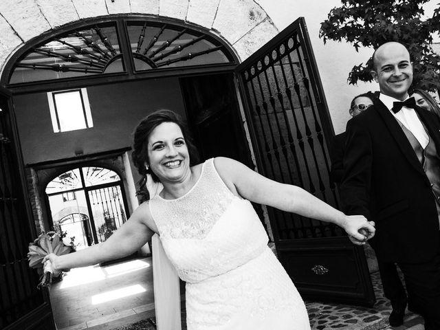 La boda de Sergio y Susana en Torremocha, Cáceres 42