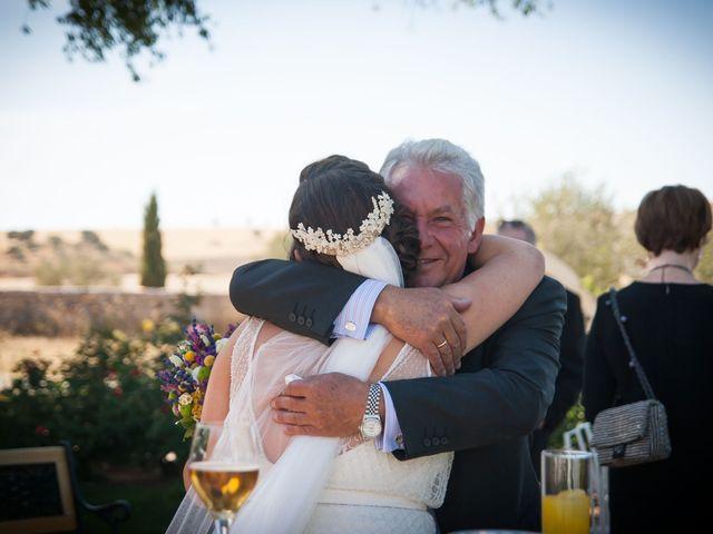 La boda de Sergio y Susana en Torremocha, Cáceres 46