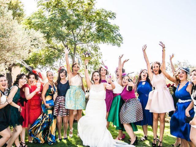 La boda de Sergio y Susana en Torremocha, Cáceres 47