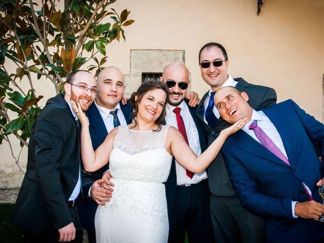 La boda de Sergio y Susana en Torremocha, Cáceres 49
