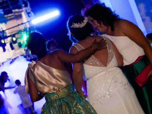 La boda de Sergio y Susana en Torremocha, Cáceres 57
