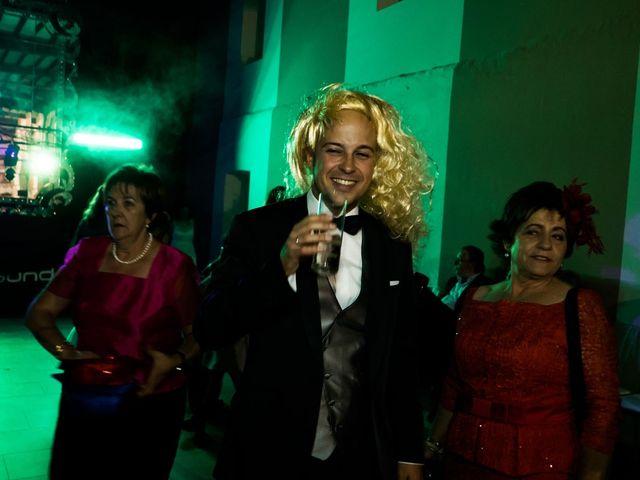 La boda de Sergio y Susana en Torremocha, Cáceres 58
