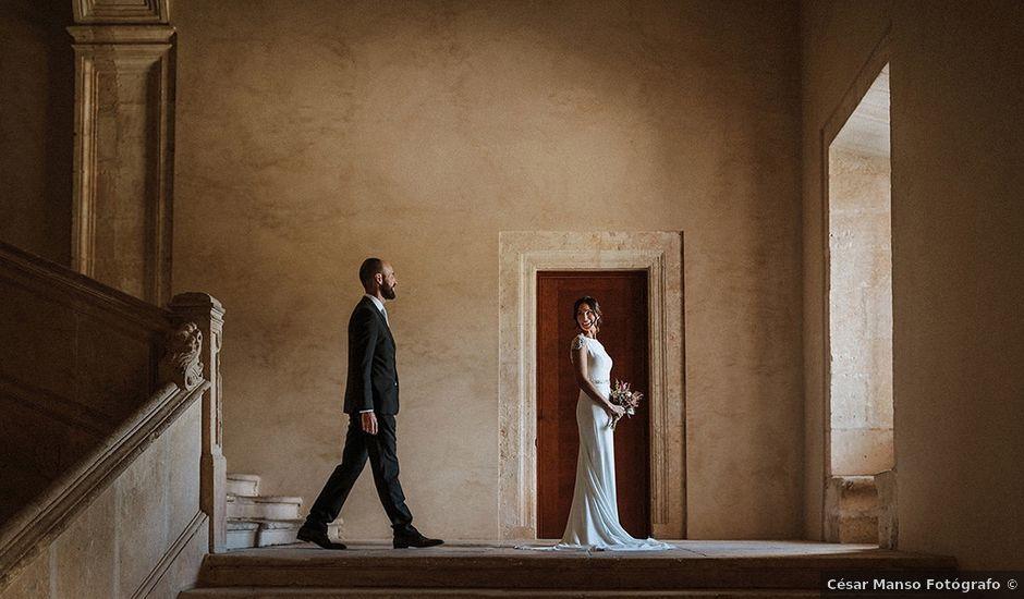 La boda de Óscar y Ana en Burgos, Burgos