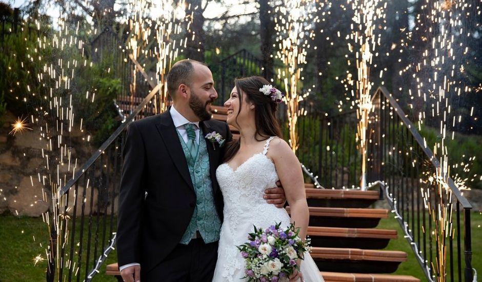 La boda de Edgar y Claudia en Montseny, Barcelona