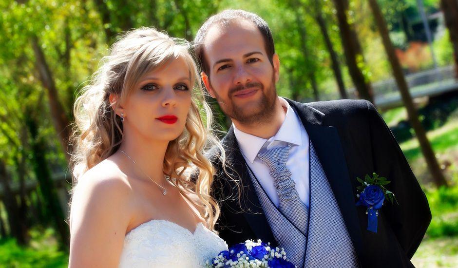 La boda de Pablo y Izabela en Barbastro, Huesca