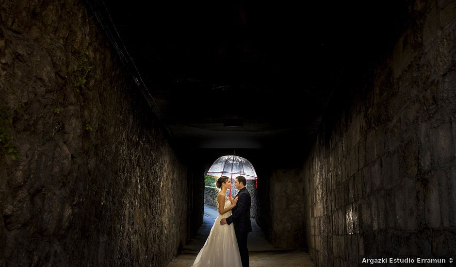 La boda de Bea y Rubén en Larraga, Navarra