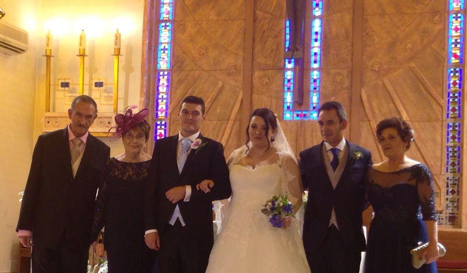 La boda de Jose y Cristina en El Escorial, Madrid