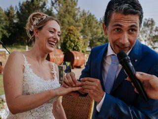 La boda de Maribel y Mariano
