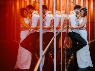 La boda de Dena y Miguel