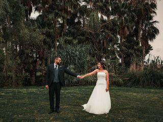 La boda de Marga y José