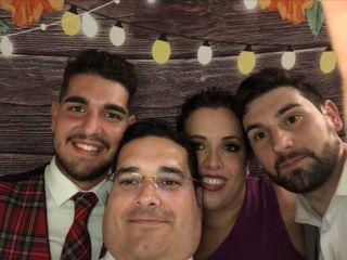 La boda de Antonio  y Lidia  1